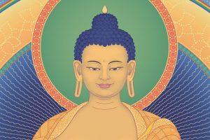 Buddha Shakyamuni-menu